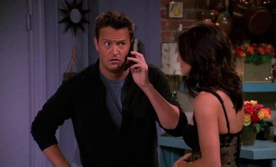 """Esta fue la escena eliminada de """"Friends"""" tras el ataque a las Torres Gemelas. (Foto: NBC)"""