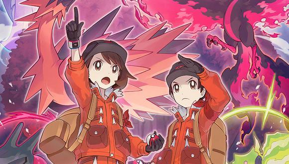 Pokémon Espada y Escudo: Las nieves de la corona. (Difusión)