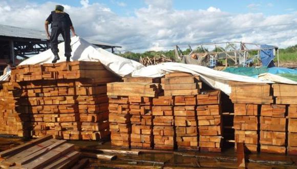 Perú y Brasil realizaron operación conjunta contra tala ilegal