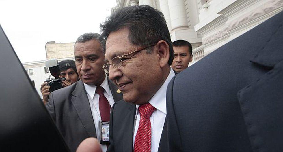CNM aún no concluye resolución que destituye a Ramos Heredia
