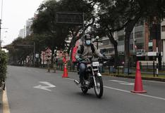 MTC amplía vigencia de licencias de conducir para mototaxis y motocicletas hasta marzo de 2021