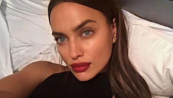 La supermodelo rusa es madre de familia y esposa del actor Bradley Cooper. (Foto: Instagram)