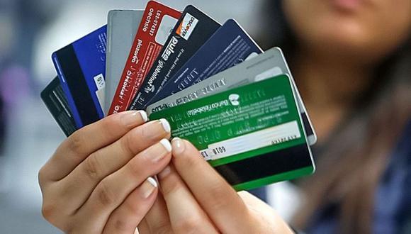 Antes de aceptar un aumento de línea de crédito, piense si realmente es necesario. (Foto: GEC)