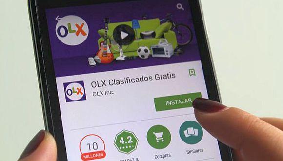 OLX espera que app logre 2,5 mlls. de nuevas descargas en Perú