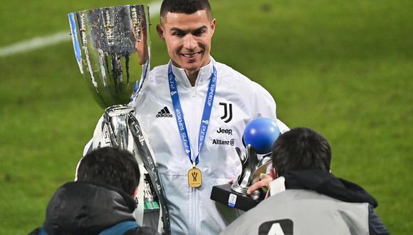 Cristiano Ronaldo no ha superado a Bican, según la Asociación de Fútbol Checa | Foto: AFP