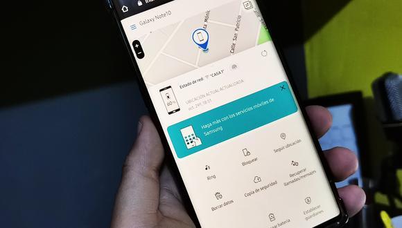 Conoce la forma de encontrar tu móvil sin necesidad de que se conecte a internet. (Foto: MAG)