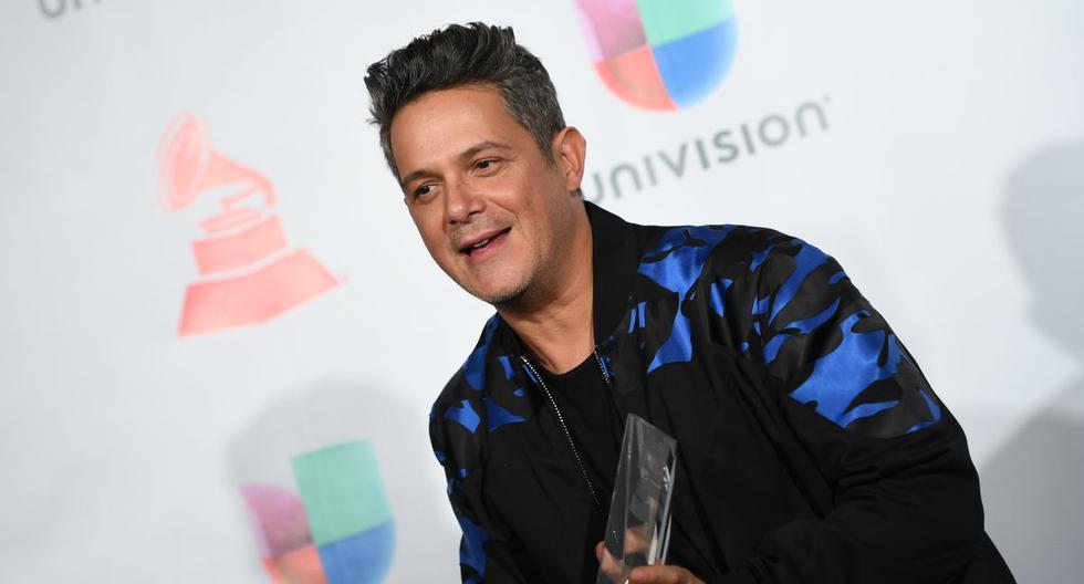 El cantante español  Alejandro Sanz se encuentra trabajando en nuevas apuestas artísticas que ha pensado en la cuarentena. (AFP).