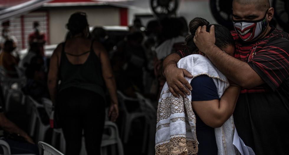 Coronavirus en Brasil | Últimas noticias | Último minuto: reporte de infectados y muertos hoy, martes 12 de enero del 2021 | Covid-19 | Foto: EFE