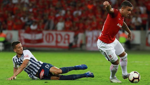En la actual Copa Libertadores, Alianza Lima solo suma un punto luego de tres presentaciones, en las que recibió 6 goles. (Foto: EFE)