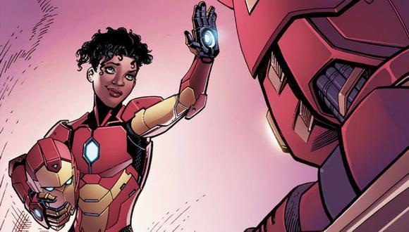 ¿Quién es Ironheart y por qué es tan importante su inclusión en el MCU? (Foto: Marvel Comics)