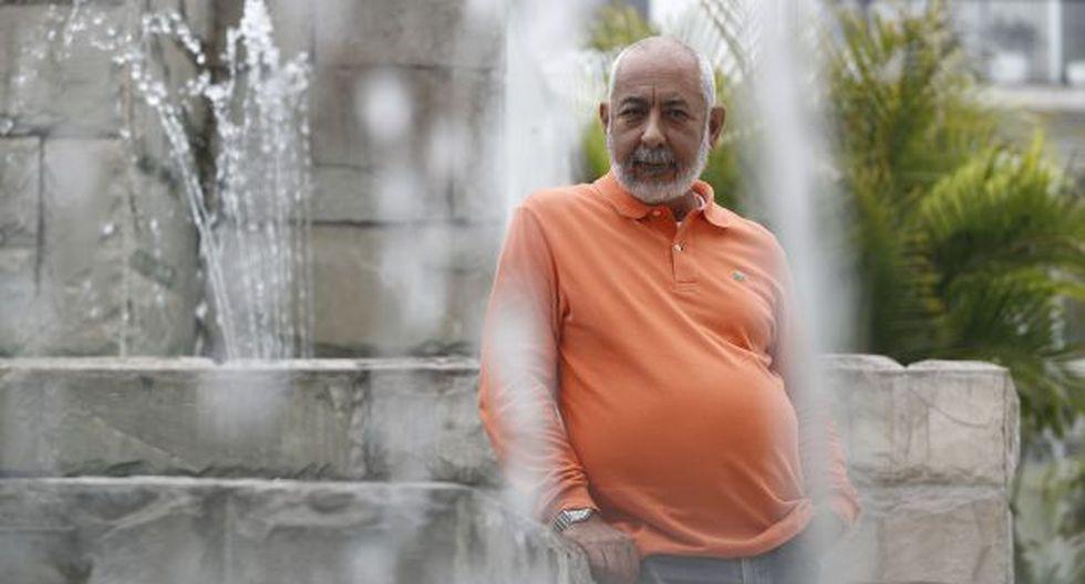 """Padura (La Habana, 1955) es autor de libros como """"Pasado perfecto"""", """"La novela de mi vida"""", """"El hombre que amaba a los perros"""", entre otros. (Foto: César Campos)"""