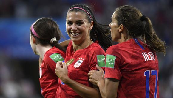 Estados Unidos vs. Holanda: la escuadra norteamericana buscará un nuevo título. (AFP)