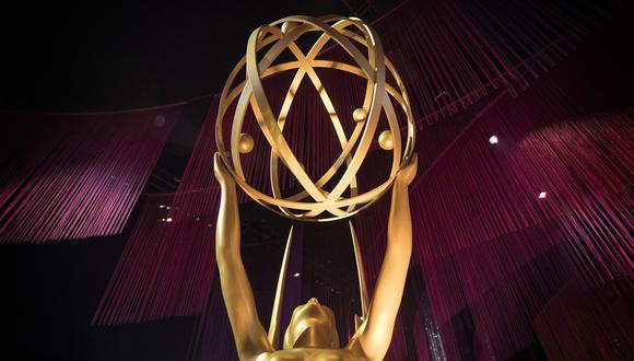 La edición número 72 de los premios Emmy se realizará de forma virtual (Mark Ralston para AFP)