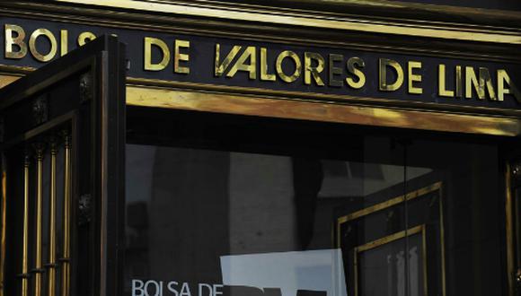 Bolsa de Valores de Lima (BVL). (Foto: Andina)