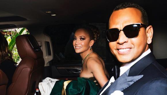 Jennifer Lopez y su prometido decidieron retirarse de la puja en la compra de los New York Mets, tras varias negociaciones (Fotos: Instagram/Jennifer Lopez)