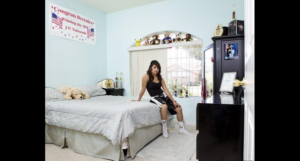 En fotos: El mundo de las mujeres desde sus dormitorios - 5