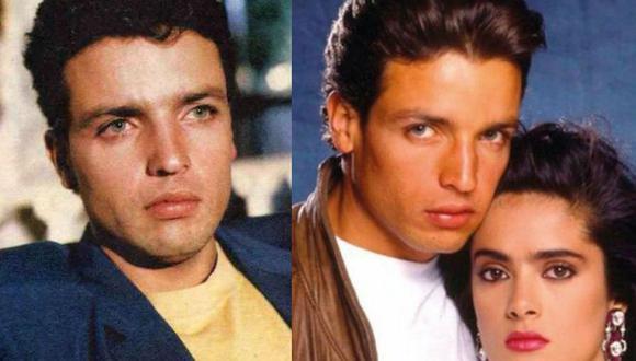 Rafael Rojas se convirtió en uno de los galanes más populares de los años 90 en México (Foto: Televisa)