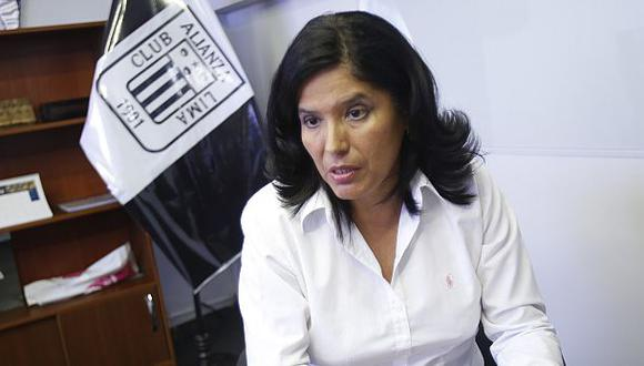Susana Cuba a hinchas de la 'U': ponemos el precio que queremos
