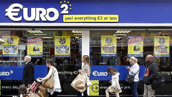 PBI de la zona euro tuvo su mayor avance desde mayo del 2010