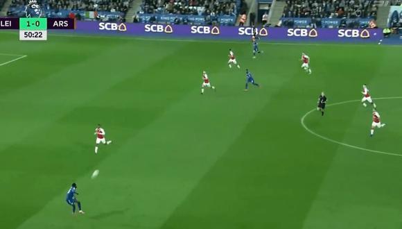 Facebook: futbolista realizó espectacular control de balón y es comparado con Neymar | VIDEO