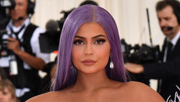 Kylie Jenner tiene más de 32 millones de admiradores en TikTok. (Foto: Angela Weiss | AFP)