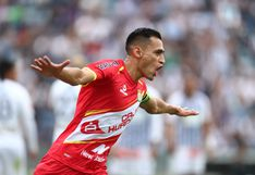 Alianza Lima vs. Sport Huancayo: mira el gol de Corrales que dejó en silencio el estadio de Matute [VIDEO]