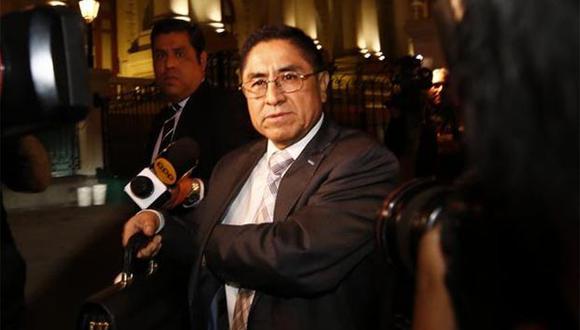 César Hinostroza afronta en España un proceso de extradición, el cual ya ha sido aprobado en primera instancia. (Foto: GEC)