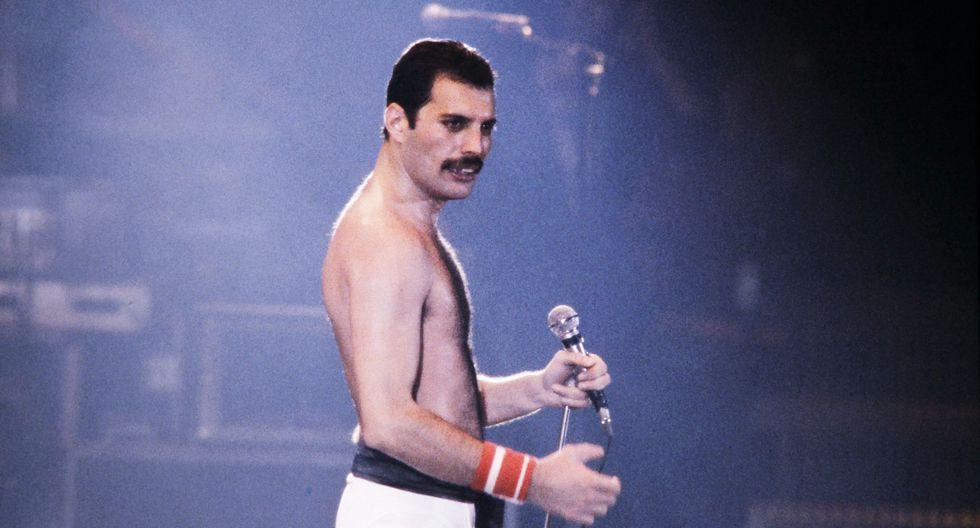 Freddie Mercury vivirá para siempre en el corazón de millones de aficionados a su música. Foto: AFP.