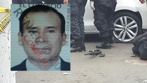 San Martín de Porres: policía es asesinado por evitar asalto