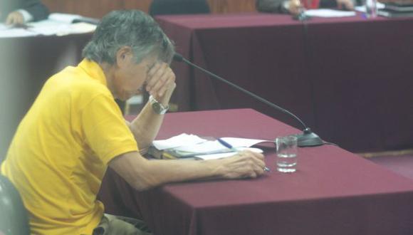 Defensa dio S/.130 millones al SIN, dijo ex jefe administrativo