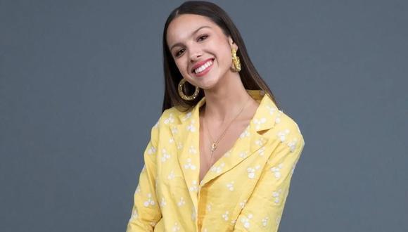 Olivia Rodrigo, con tan solo 18 años lidera las listas de éxitos con sus canciones que ha captado la atención de la Generación Z. (Foto: AFP)