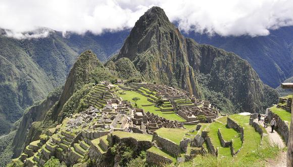 Machu Picchu es Patrimonio de la Humanidad y una de las siete maravillas del mundo.