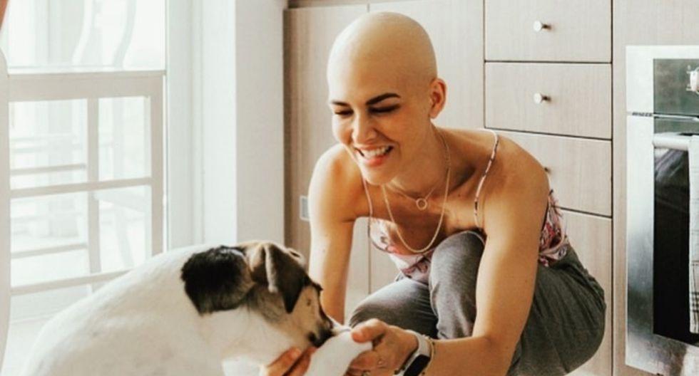 """Anahí de Cárdenas sobre medicamento que consume tras quimioterapia: """"Me estaba dejando ciega"""" (Foto: Instagram)"""