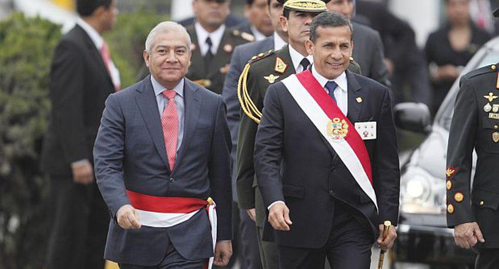 Pedraza no defenderá a Humala en investigación de Madre Mía