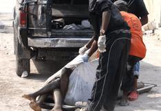 El terremoto en Haití