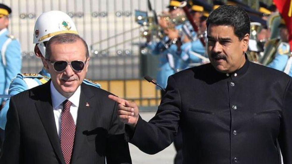 En los últimos años, se fortalecieron las relaciones bilaterales entre Turquía y Venezuela.