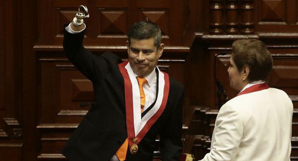 Por tercer año consecutivo, Fuerza Popular presidirá la Mesa Directiva del Congreso. (Foto: Anthony Niño de Guzmán/El Comercio)