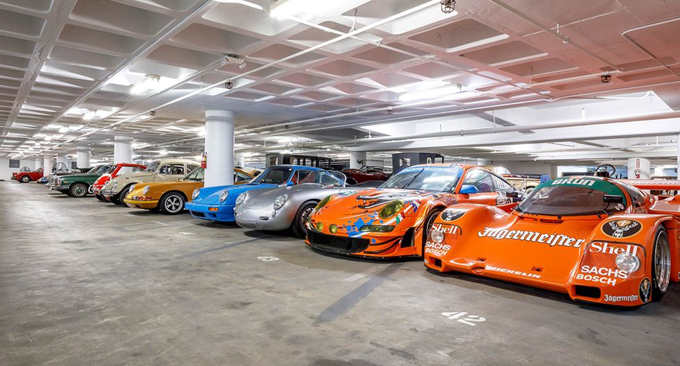 Te presentamos una lista con 10 museos de auto virtuales que puedes recorrer de manera gratuita. (Fotos: Difusión).