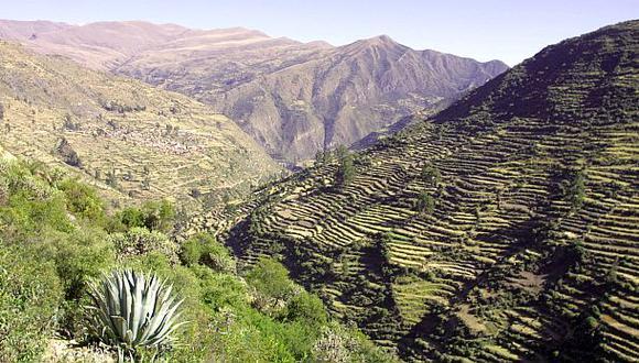 Lima y Cusco cuentan con la mayor cantidad de andenes