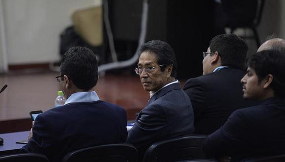Jaime Yoshiyama es sindicado como el receptor de aportes de Odebrecht para la campaña fujimorista. (Foto: GEC)