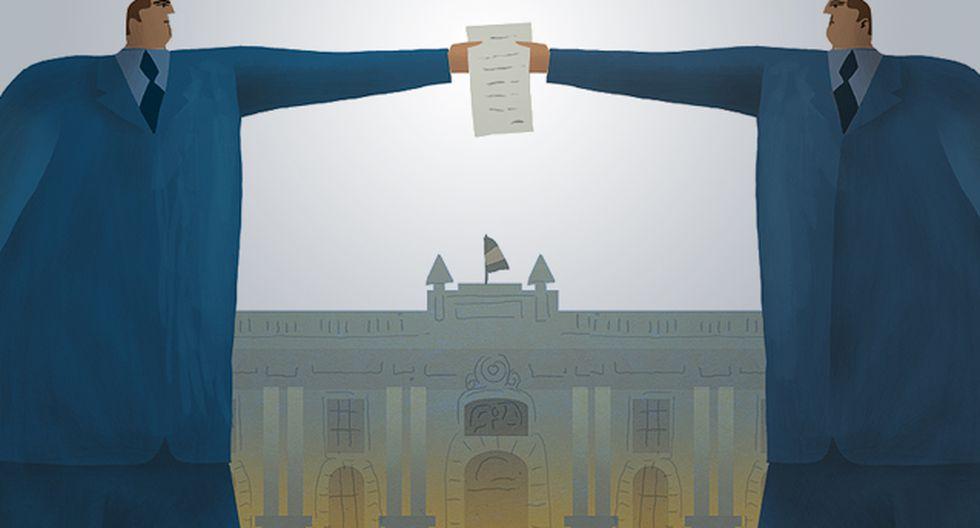 ¿Cuáles son las implicancias de tener tantos partidos en el sistema político? (Ilustración: GEC)