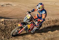 Dakar 2019: La estrategia de KTM lo deja cerca de un nuevo triunfo