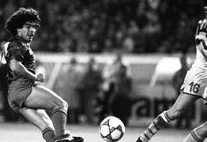 Barcelona: Diego Maradona anotó, hace 37 años, su único hat trick jugando en el Camp Nou | VIDEO