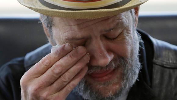 En la denuncia y en entrevistas con The Associated Press, Robert J. Goldberg, ahora de 61 años, describió los años de control psicológico y abuso sexual que sufrió desde los 11 años hasta la edad adulta mientras trabajaba como acompañante del difunto padre Donald J. McGuire. Foto: AP