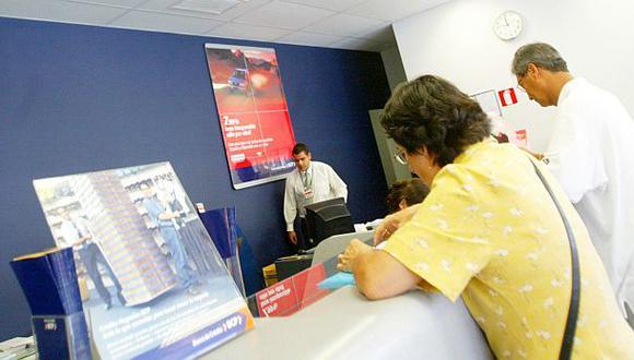 Créditos de la banca local se incrementaron más de 12% en 2013