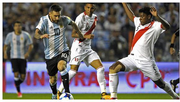 Debutó con la Selección Peruana en el 2014, en un amistoso ante Paraguay (Foto:GEC).