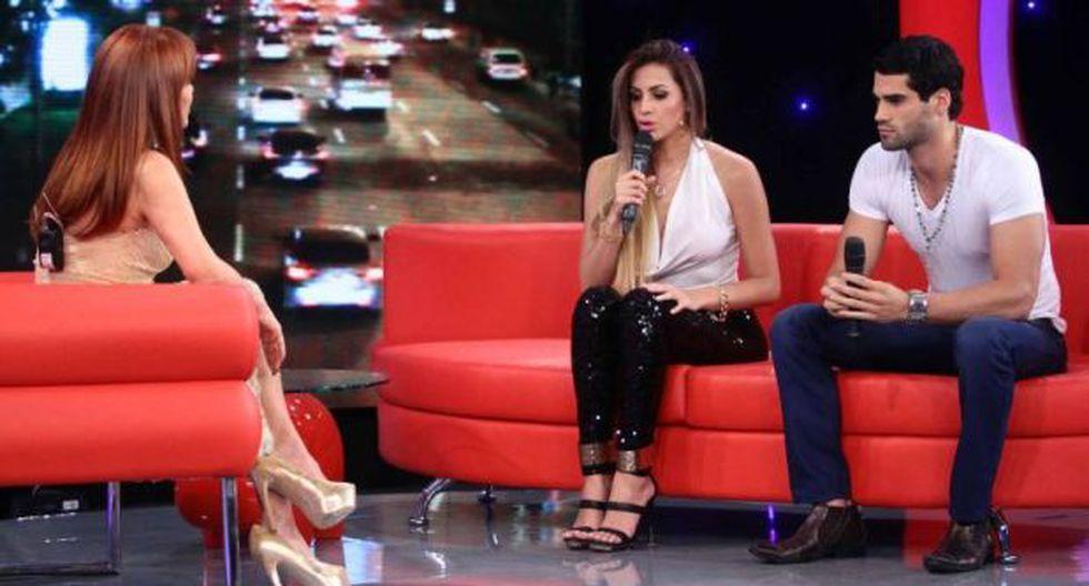 """""""Magaly"""" lideró el ráting con Milett Figueroa y Guty Carrera"""