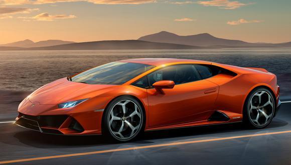 El Lamborghini Huracán se convirtió en el modelo más vendido de la firma italiana con 2.780 unidades. (Fotos: Lamborghini).