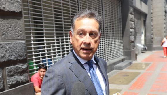 El empresario chileno Gerardo Sepúlveda se encuentra en Lima. (Foto: Eduardo Cavero/ GEC)