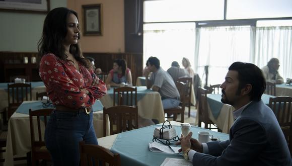 """Escena de """"Narcos: México"""". (Foto: Netflix)"""